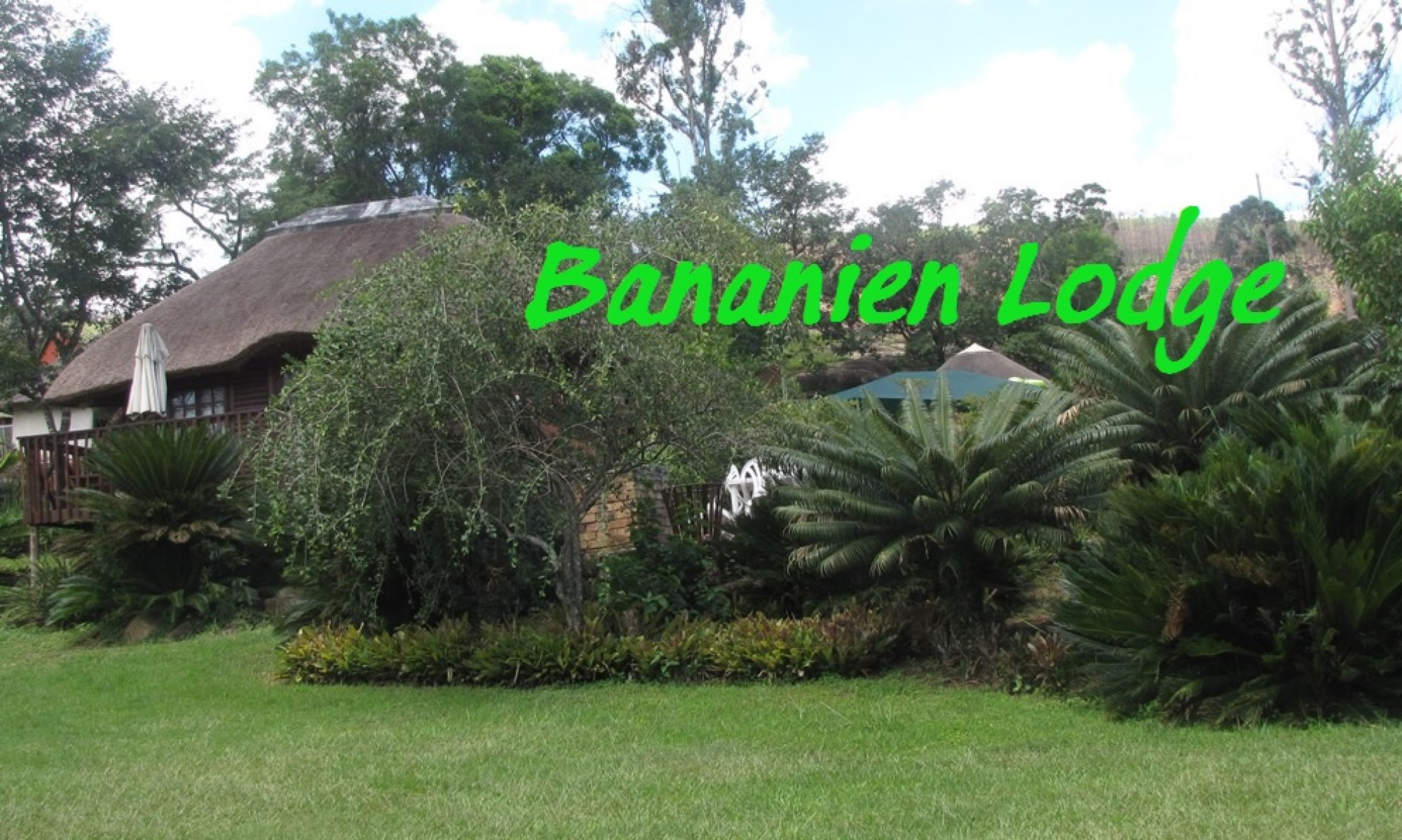 Bananien Lodge, Sabie